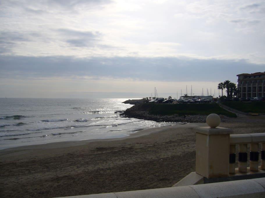 """BEACH """" LA MARINA""""  BEAUTIFULL APAR"""