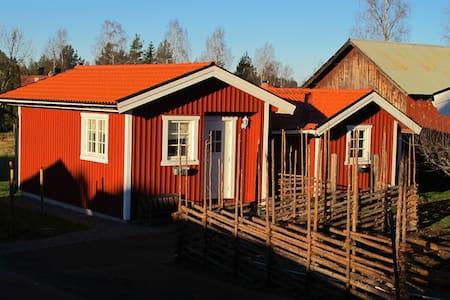 Stuga i Mora nära centrum - Talo