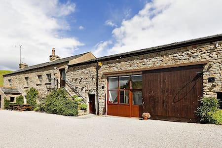 Remote cottage barn conversion, Cumbria - Hartley - Casa