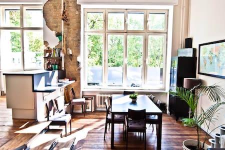 Kreuzberg-dream home,bikes and love