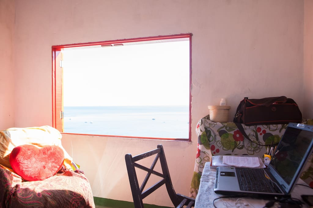 XXX-Large Screen - the sea and you, Yemanja's room! (nr.7)