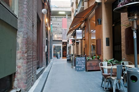 Melbourne Funky Flinders Lane - Melbourne - Apartment