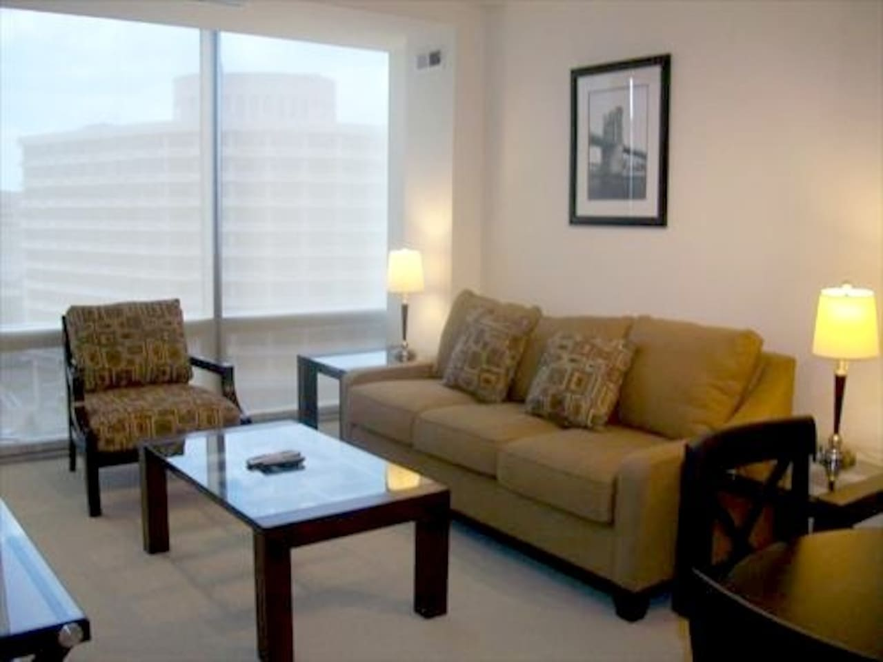 [1481-1]Luxury 1 BR in Crystal City