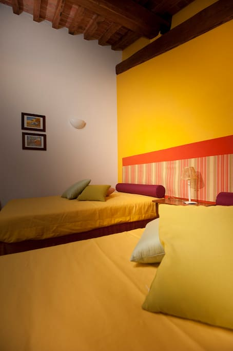 Antico Granaione BB Girasole Room