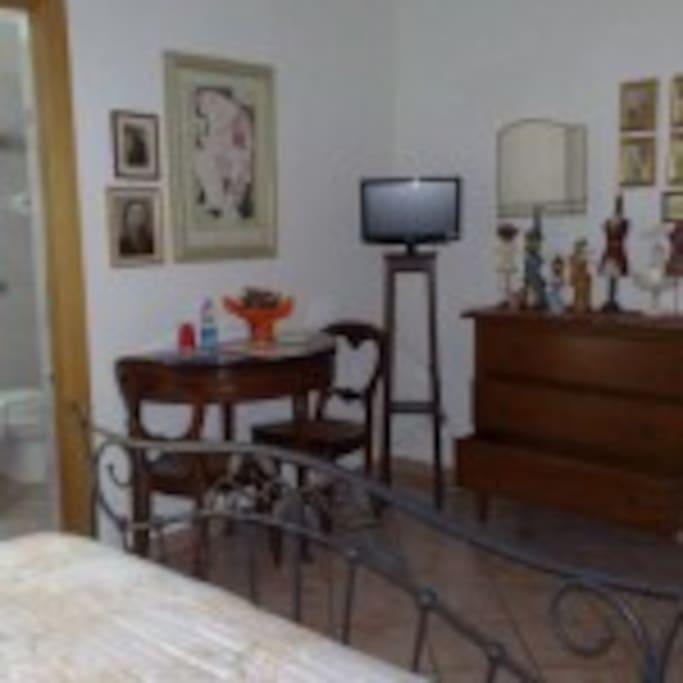 camera della nonna