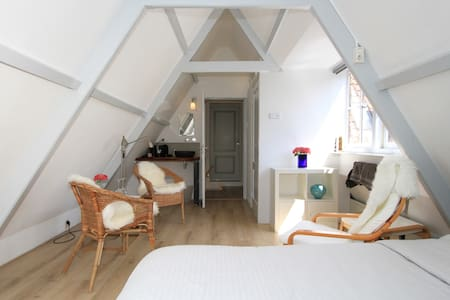 Beautiful B&B close to Amsterdam 2 - Szoba reggelivel