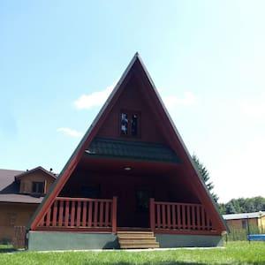 Domek w Krasnobrodzie Roztocze - Casa