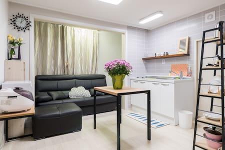 Bomun station. Full equiped house - Seul - Casa