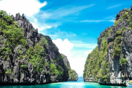 El Nido through my eyes.(Free Tour) - Apartment