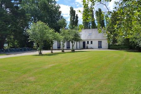 La Villa Océane - Le Tour-du-Parc - Casa
