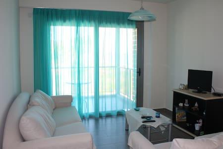 Διαμέρισμα δίπλα στη θάλασσα στο Παράλιο Άστρος - Apartament