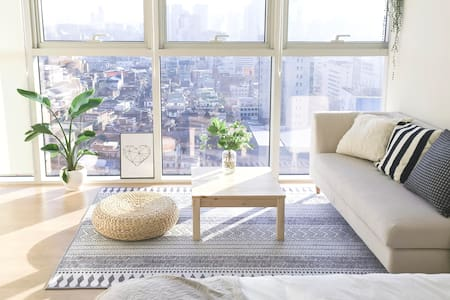 Beautiful H./Great location/Egg - Yongsan-gu - Apartment