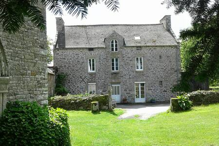 Ancien presbytère de charme - Bretagne Nord - Saint-Lormel - Haus