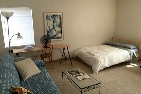 Bright and Clean Studio +++ - Rochester - Appartement