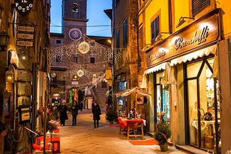 Stay in Magical Cortona - Cortona - Apartment