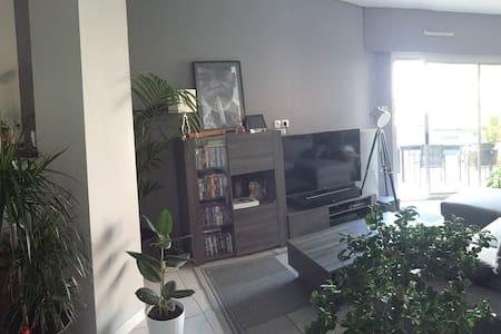 Chambre calme / Terrasse de 45 m2 / Albi centre - Apartment