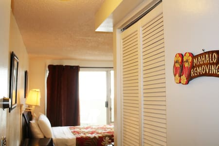 809A Hawaii MAGIC!  Ocean View! - Honolulu - Apartment