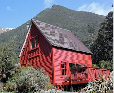 Arthur's Pass alpine retreat - Arthur's Pass - Hus