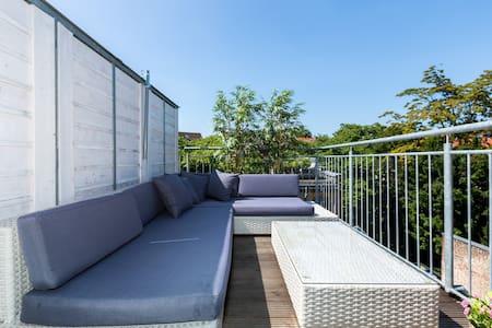 Beautiful City Rooftop Apartment  - Colónia