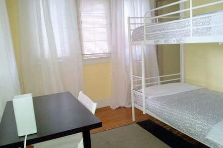 Single Bed in a 5-Person Coed Dorm - Columbus