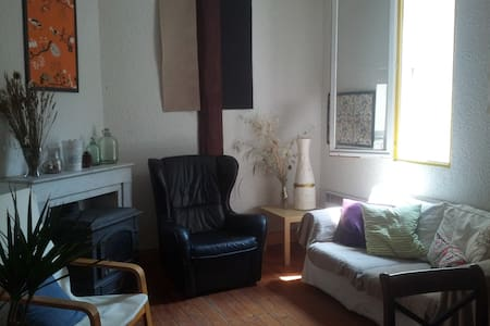 Central 2 bed. sunny  and spacious