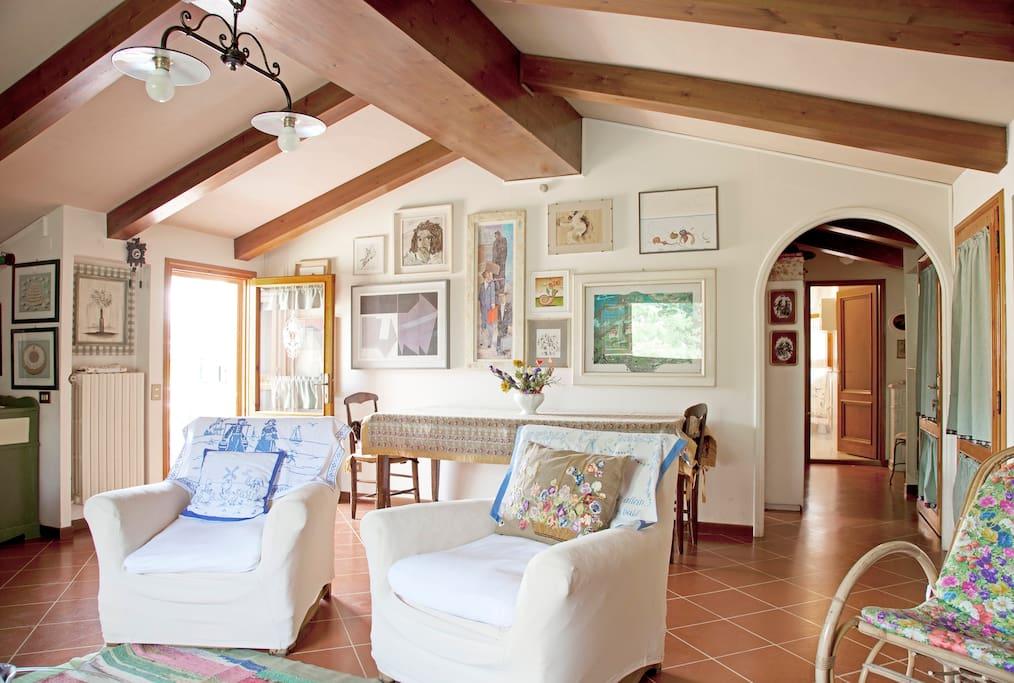 Great apartment in the Villa Floren