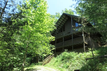 Log Cabin near Great Smoky Mountain - Townsend - Cottage