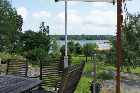 Lovely house by the sea, Ljusterö - Villa