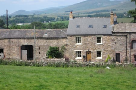 Musgrave House Farm - east Cumbria