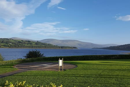 Relaxing double bedroom by the lake - Blessington