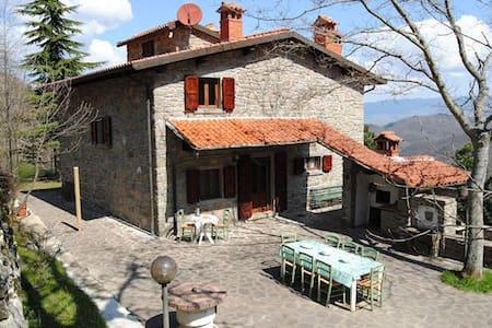 Holiday FarmHouse in La Magnana - House