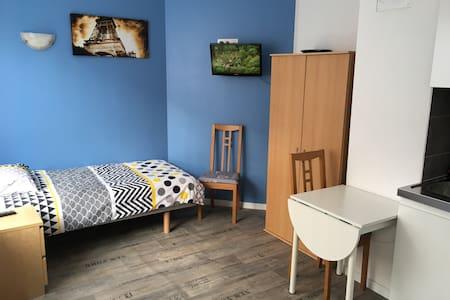 Studio 2 meublé situation idéale - Appartamento