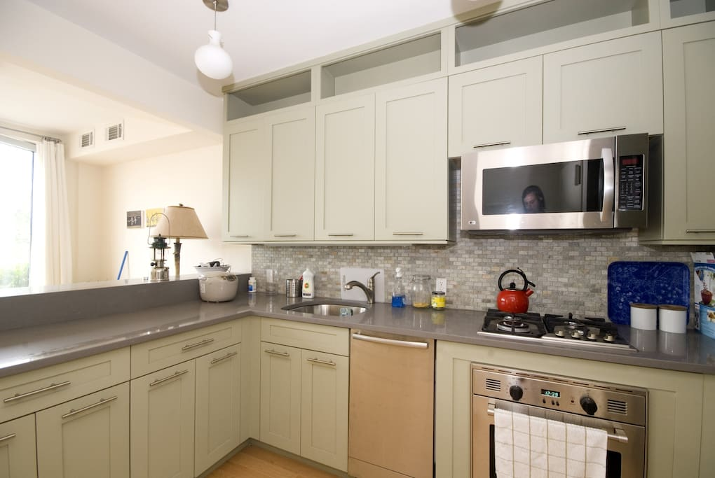 Williamsburg 1BR Apt with Terrace!