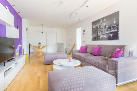 Homestay Rina Zagreb -near center - Apartament
