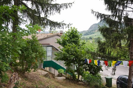 San Leo, among fine green hills - Bed & Breakfast
