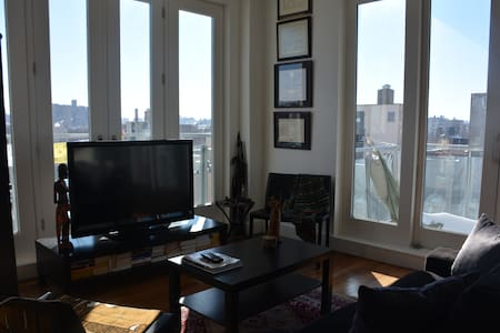 Williamsbg - Penthouse/Prv Elevator - Brooklyn - Appartamento