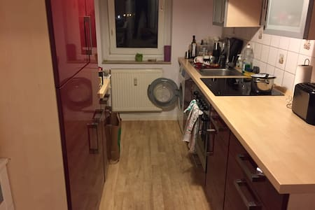 Cosy 2 room flat (1 bedroom + 1 Drawing room) - Greifswald