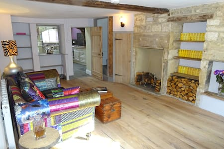 2 Bed, 2 Bath Cotswold Cottage near train station - Moreton-in-Marsh