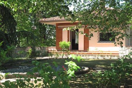 Belle maison avec parc et ruisseau - Hus