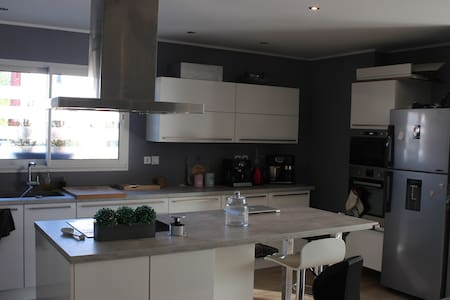 Villa -100m2-4Pers-Jacuzzi -5 min.de Toulouse - Rumah