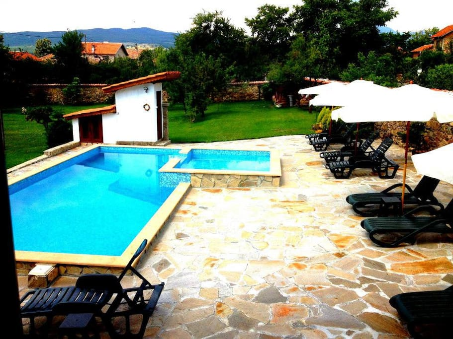 Villa St.George with swimming pool