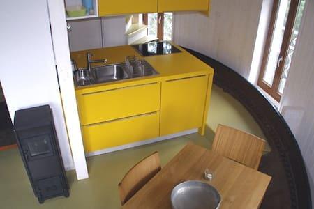 Wohnen im historischen Wasserturm_3 - Apartment