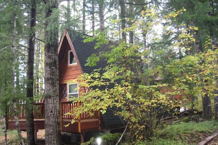 Coal Creek A-Frame Cottage - Kisház