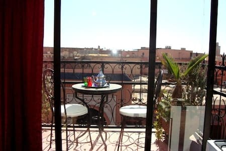 Marrakech Cheap Rental Studio