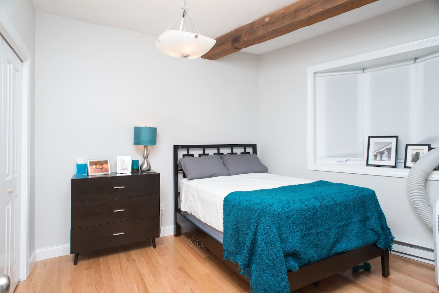 2 bed modern new North End Boston