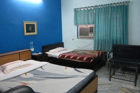 CORPORATE GUEST HOUSE IN SALT LAKE - Kolkata - Appartamento