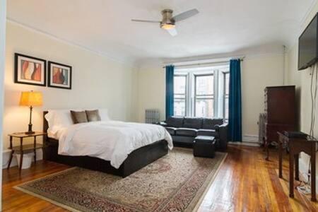 Resplendent Residence in Harlem