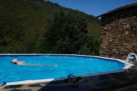 Mountain House 50m River Paiva - Casa