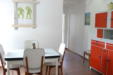 Gite 1 - Valaire - Apartament