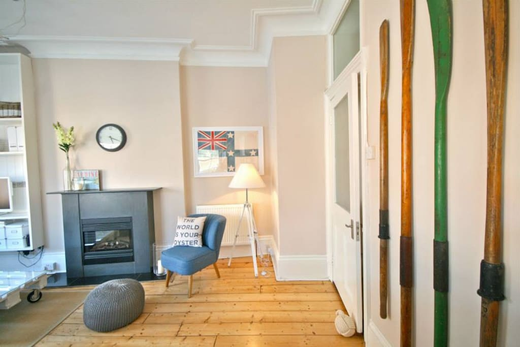 Stunning Flat in Cowes Old Town